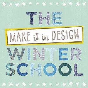 Win a spot on the Make it in Design Winter School 2017