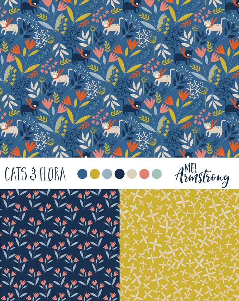 Cats & Flora