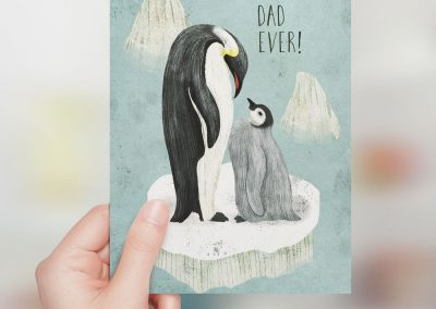 Antarctica Father's Day Collection